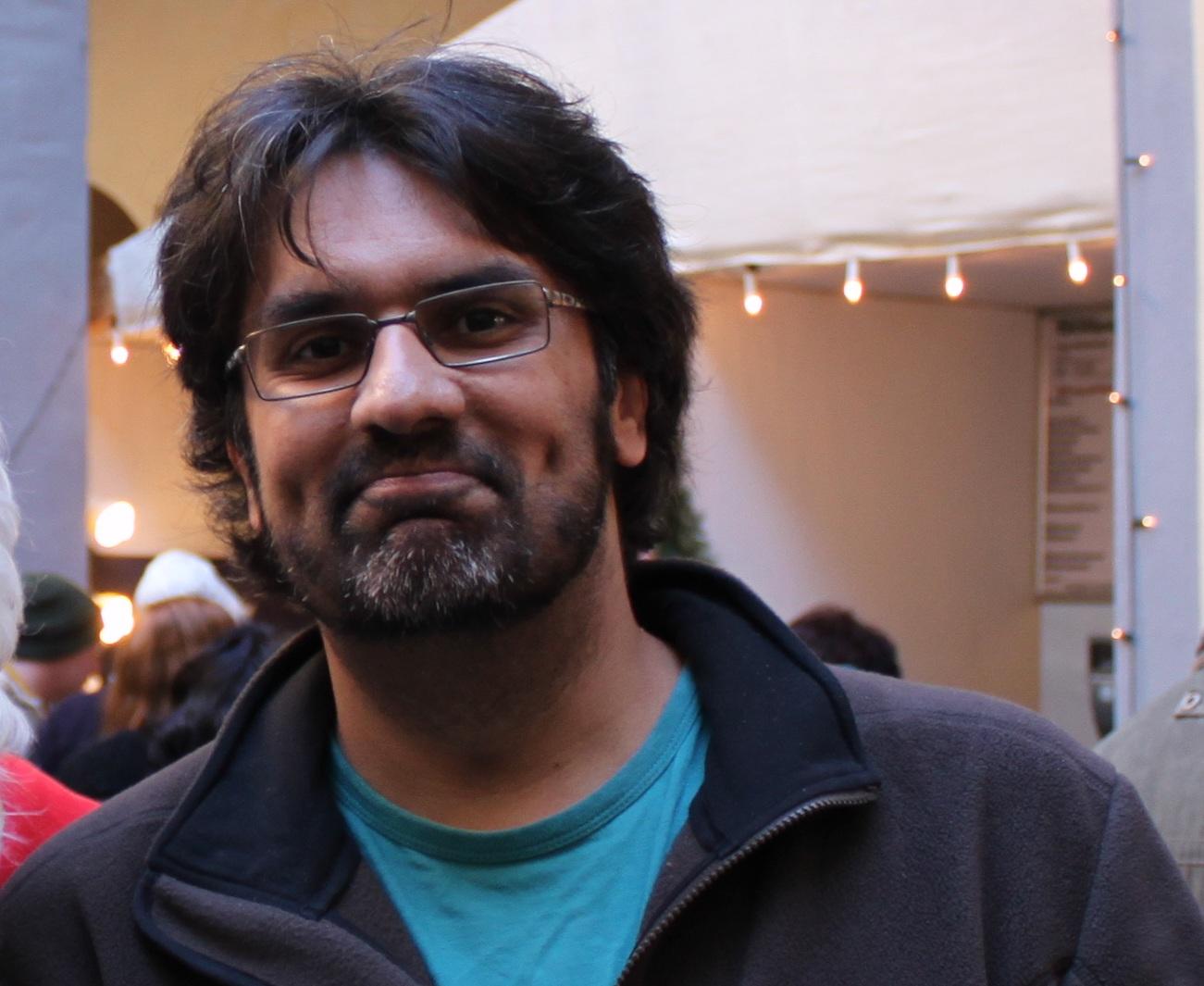 Nabil Mustafa